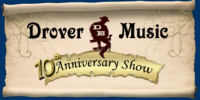 Click for details of Drover's 10th Anniversary Show